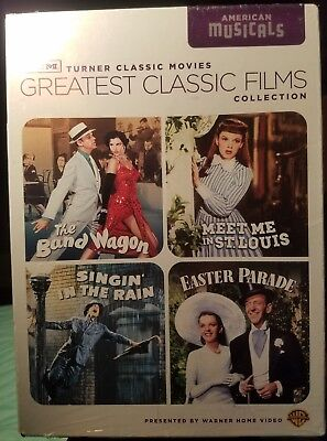 TCM Greatest Classic Films Collection: American Musicals [DVD, 2-DISC SET, 2009]