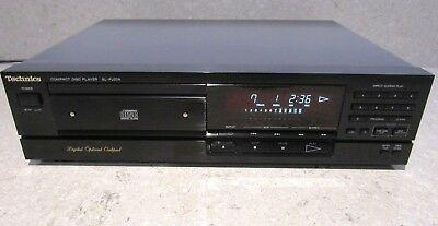 Technics Sl-Pj37A 360 Series Cd Player In Fully Working Condition