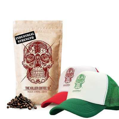Killer Coffee™ Double Caps Pack