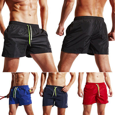 Mens Summer Casual Shorts Pants Baggy Gym Sports Jogger Sweat Beach Trousers