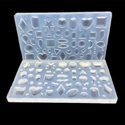 1 Set Epoxy Resin Mold Kit DIY Jewelry Making  Decoration Tool  Crafts Handmade