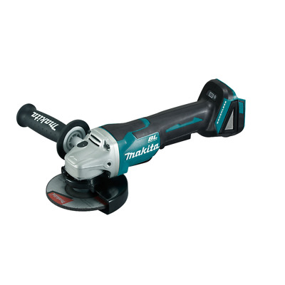 Makita LXT 18V 125mm Cordless Angle Grinder - Skin Only