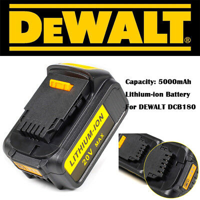 4Ah 18V Volt XR Li-ion Battery for Dewalt DCD785 DCF885 DCB180 DCB181 DCB182