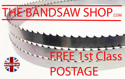 Meat Bandsaw blades any size ( BOX OF 10 BLADES)