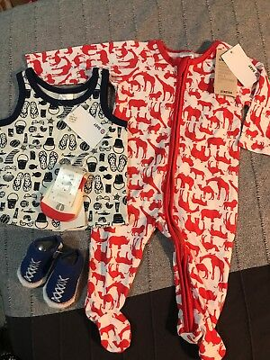 Target Pumpkin Patch Baby Boys Or Girls Clothes Lot Sz 000 *New With Tags*
