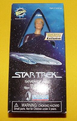 Star Trek Playmates  ToyFare Exclusive - Seven of Nine (lila outfit, Voyager)