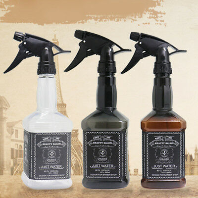 650ml Spray Bottle Home Use Hairdressing Hairstyle Barber Trigger Head Salon