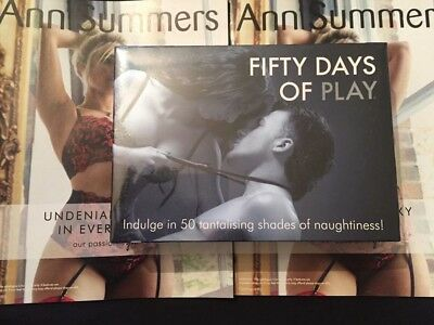 Fifty Days Of Play | Sex Adult Board Game | Creative Conceptions