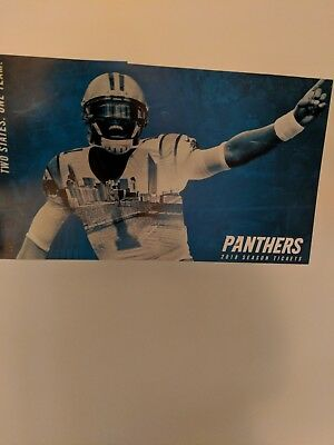 2 Carolina Panthers Vs New Orleans Saints Tickets 12/17 MNF Lower Level