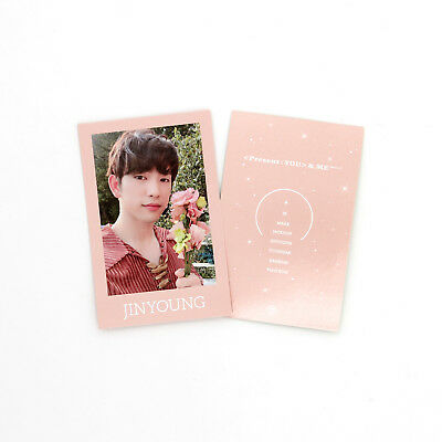 [GOT7]Present:You&Me Repackage Official Photocard/Miracle/JINYOUNG 6