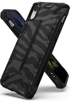 For Apple iPhone XS/Xs Max/XR Case Ringke [DUAL-X DESIGN] Tough Armor Back Cover