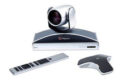 Polycom Group 500  Video Conferencing System Eagle Eye