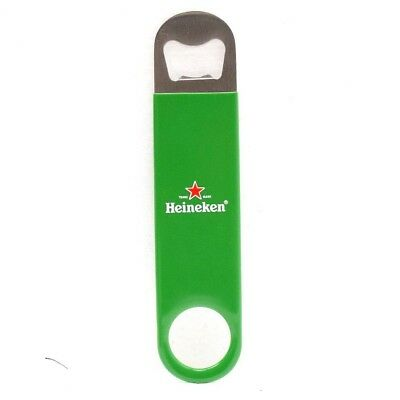 "Heineken Bar 7"" Blade Bottle Opener Party Genuine Pub Home Bar New Licenced"