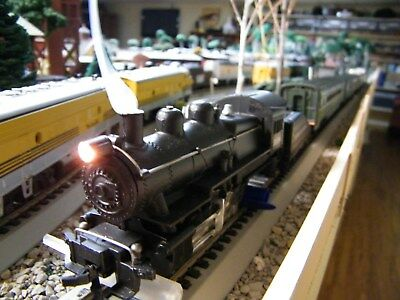 American Flyer  Ho Scale Lighted 0-6-0  Boiler Front