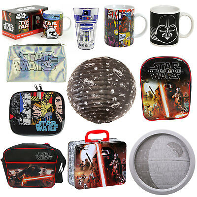Star Wars Retro Gifts. Bags Mugs Novelty Funky Cool Classic Sci Fi Movie Fan