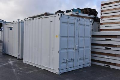 Storage Container / Shipping Container 10' x 8' Site Store