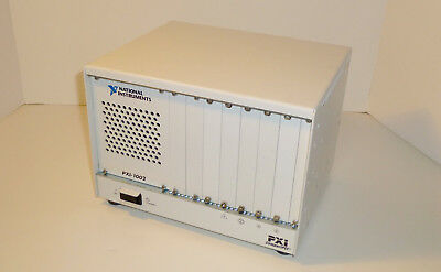 National Instruments PXI-1002  Chassis   USED   Free Ship  (i3)c