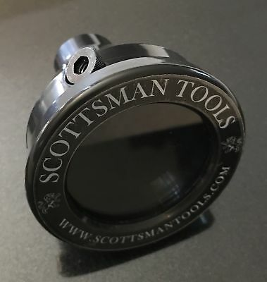 Scottsman Tungsten Sharpener w/ Grinder Attachment