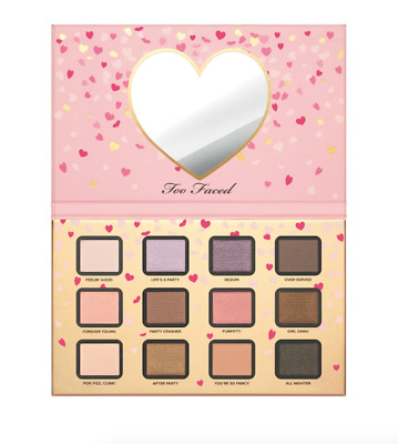 Too Faced Funfetti Makeup Collection Eyeshadow Palette Makeup Collection.