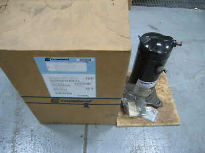 New Copeland ZR16KC-PFV-830 1.5 Ton Compliant Scroll Compressor 208-230V 1PH