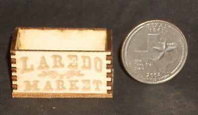 Dollhouse Miniature Chicago Specials Produce Store Farm Food Crate 12 Illinois