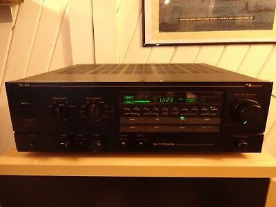 NAKAMICHI TA-4A Vintage High Definition Tuner Stasis Amplifier - TESTED
