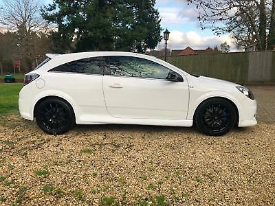 2010 60 Vauxhall Astra 2.0T 16V Vxr 240Bhp Artic Edition Demo + One Private Own