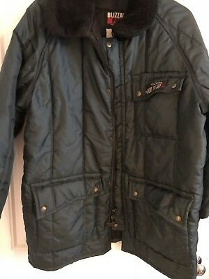 Vintage Walls Blizzard Pruf Down Puffer Polar 10 Jacket Coat Mens Extra Large XL