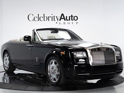 """2015 Phantom Drophead Coupe """"ONLY $2,724.53 Per Month"""" * 2015 ROLLS ROYCE PHANTOM DROPHEAD COUPE $561K MSRP WARRANTY TIL 8/30/2020 !!"""