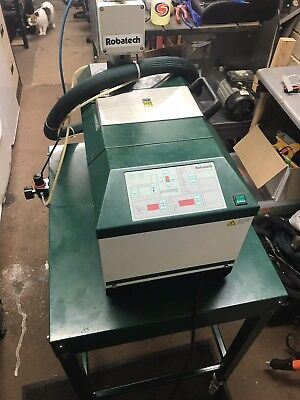Robatech Concept 4/2 Hotmelt Tank Glue (nordson HHS Dynatec) With Hose,head