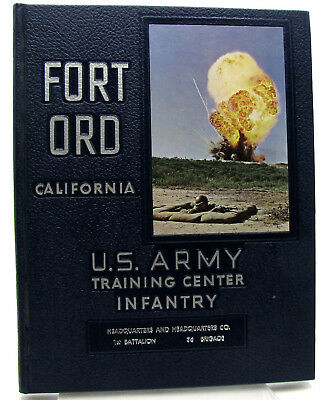Fort Ord US Army Training Center Infantry Yearbook 1965 1st Battalion 3d Brigade