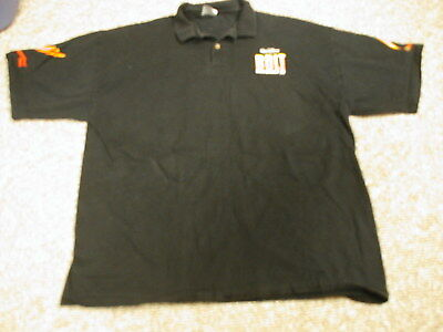 Walt Disney Pictures Bolt  Polo Shirt Size XL. Promo Item for Theaters