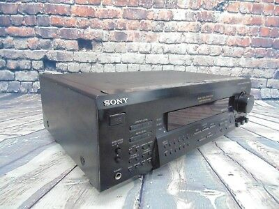 Sony STR-DE225 Dolby Surround Sound Stereo Receiver Amplifier Home Cinema Used