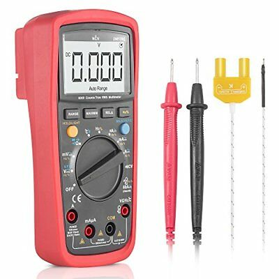 Digital Multimeter Synerky DM139C 6000 Counts Messung AC/DC Spannung messer S...