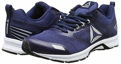 Reebok Men's Ahary Runner Running Shoe size 13 Blue and white NEW IN BOX