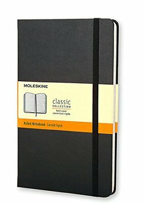 Luxurious Moleskine Limited Edition Leather College Ruled
