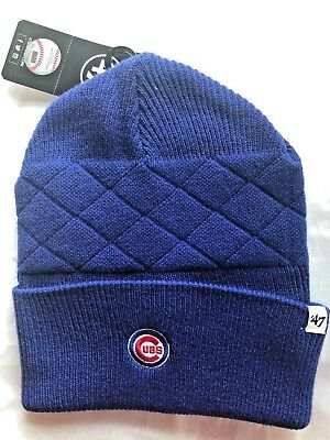 10c37834eac Beautiful Chicago Cubs Winter hat knit - Brand New - Great Soft Quality