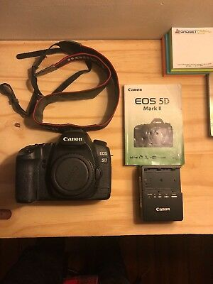 Canon EOS 5D Mark II DSLR Camera Body Only