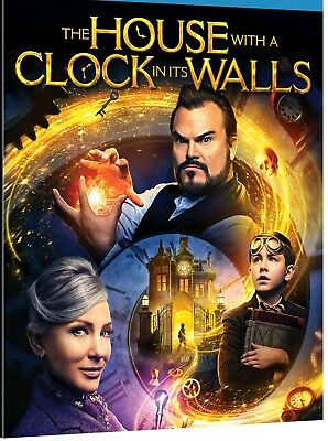 The House With A Clock In Its Walls (2018) BLU-RAY ONLY PRE-ORDER 12/18