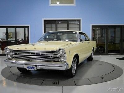 1966 Ford Galaxie 500 1966 500 Used