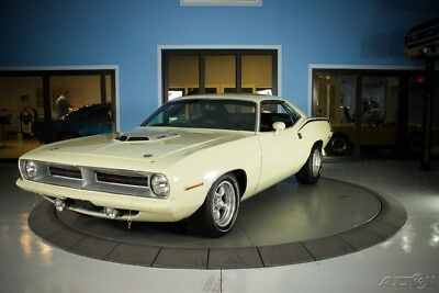 1970 Plymouth 'Cuda  1970 Used Automatic