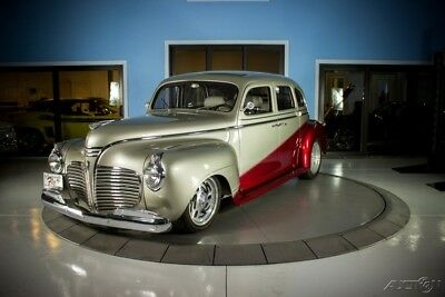 1941 Plymouth P12 Special Deluxe  1941 Used Automatic RWD