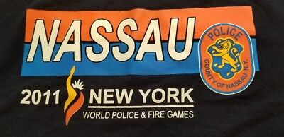 NCPD Nassau county police Department NY T-shirt