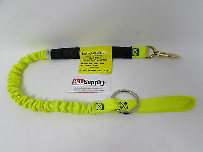 Buckingham Chainsaw Lanyard Tear Away Bungee with Snap and Ring NEW