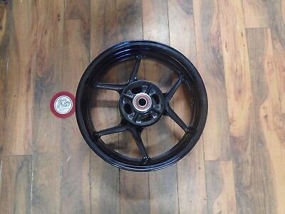 2007 - 08  Kawasaki Zx6R Ninja Rear Wheel