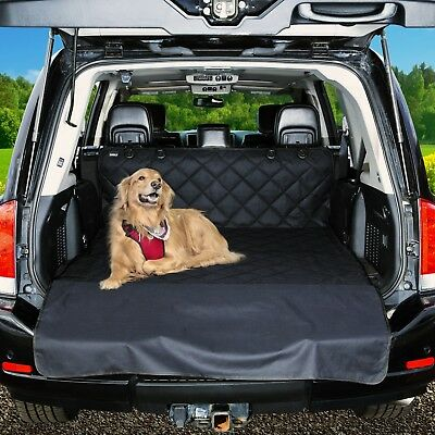 Smirly Pet Cargo Liner, Dog Seat Cover For Cars, Trucks And SUVs, **US Seller**