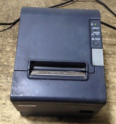 Epson TM-T88 IV Thermal Printer M129H With Adapter