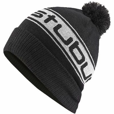 55a77323 BNWT PING CLASSIC Knit Bobble Winter Golf Hat White N Black - £23.00 ...