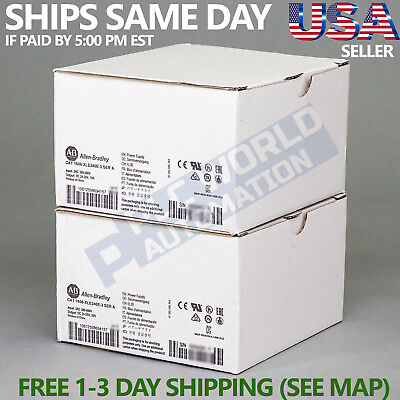 2018 *brand New* Allen Bradley 1606-Xle240E-3 Series A Power Supply 380/480 Vac