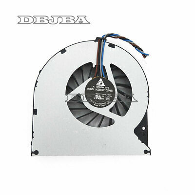 New for Toshiba Satellite P870 P870D P875 P875D CPU Cooling Fan KSB06105HB-BK41